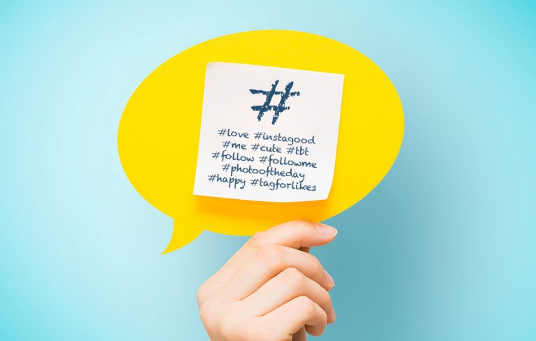 What are the top trending hashtags and how to use hashtags to optimise your marketing campaign?
