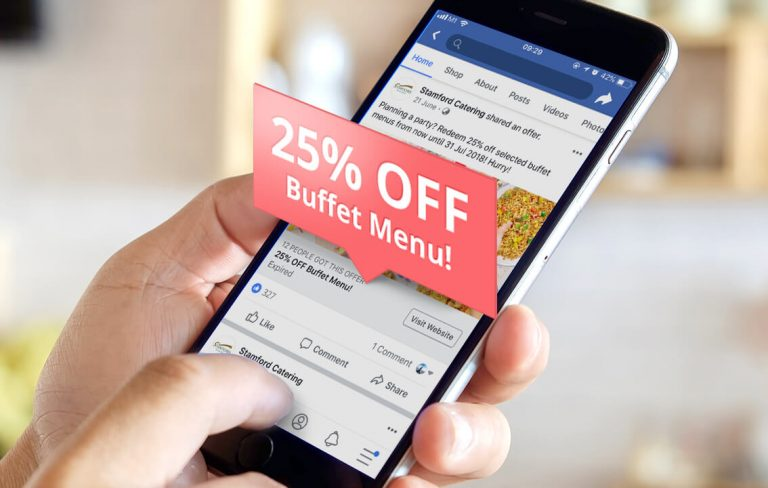 Facebook Offer Ads - Your solution to increased sales