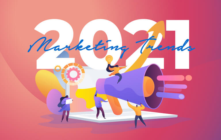 Three Trends to watch for in 2021